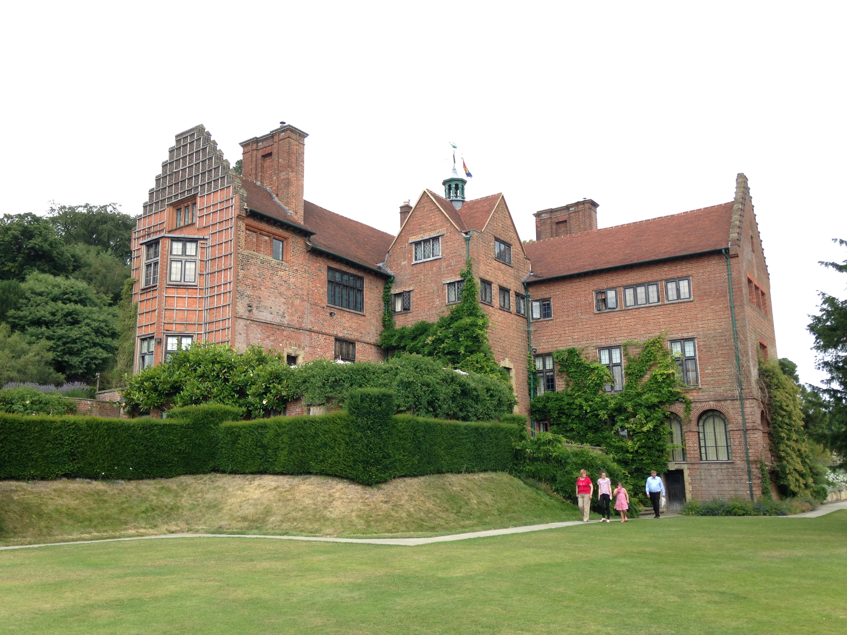 Churchill's Chartwell House